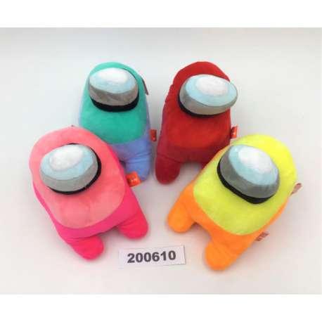 Peluche Astronauta 3 d 4 Colores