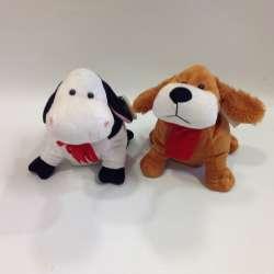 Perro y Vaca Navidad